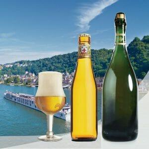 比利時修道院三麥啤酒(330ml*24瓶/750ml*12瓶)