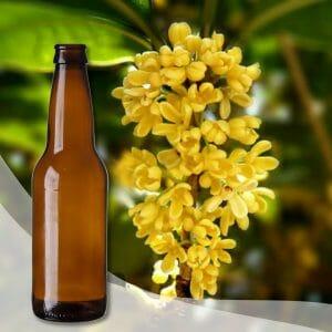 桂花蜂蜜精釀啤酒330ml(12入)